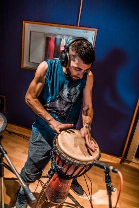 Photos enregistrements studio LPF RAMONEURS-16
