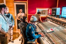 Photos enregistrements studio LPF RAMONEURS-17
