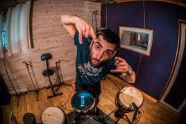Photos enregistrements studio LPF RAMONEURS-7